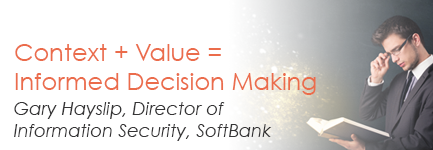 Context + Value = Informed Decision Making