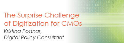 The surprise challenge of digitization for CMOs