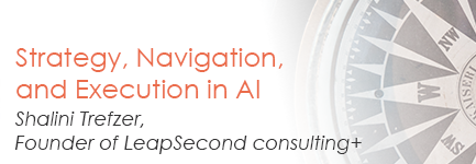 Strategy, Navigation, and Execution in AI